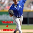 BRIAN FLYNN 2016 KANSAS CITY ROYALS BASEBALL CARD