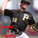 TREY HALEY 2016 PITTSBURGH PIRATES BASEBALL CARD
