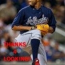 DARIO ALVAREZ 2016 ATLANTA BRAVES BASEBALL CARD