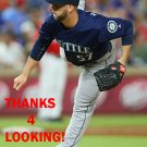 CODY MARTIN 2016 SEATTLE MARINERS BASEBALL CARD