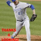 PETER MOYLAN 2016 KANSAS CITY ROYALS BASEBALL CARD