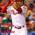 JIMMY PAREDES 2016 PHILADELPHIA PHILLIES  BASEBALL CARD