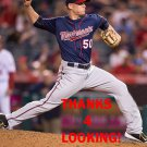 NEIL RAMIREZ 2016 MINNESOTA TWINS BASEBALL CARD
