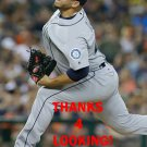 JONATHAN ARO 2016 SEATTLE MARINERS BASEBALL CARD