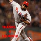 EDUBRAY RAMOS 2016 PHILADELPHIA PHILLIES  BASEBALL CARD