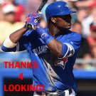 JUNIOR LAKE 2016 TORONTO BLUE JAYS BASEBALL CARD