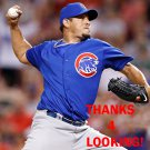 JOEL PERALTA 2016 CHICAGO CUBS BASEBALL CARD