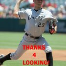 JACOB TURNER 2016 CHICAGO WHITE SOX BASEBALL CARD