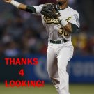 ARISMENDY ALCANTARA 2016 OAKLAND ATHLETICS  BASEBALL CARD