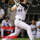 JUSTIN MORNEAU 2016 CHICAGO WHITE SOX BASEBALL CARD
