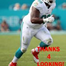 ROBERT THOMAS 2015 MIAMI DOLPHINS FOOTBALL CARD