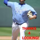 BROOKS POUNDERS 2016 KANSAS CITY ROYALS BASEBALL CARD