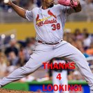 JEROME WILLIAMS 2016 ST. LOUIS CARDINALS BASEBALL CARD