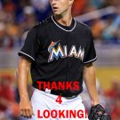COLIN REA 2016 MIAMI MARLINS BASEBALL CARD