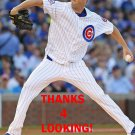 BRIAN MATUSZ 2016 CHICAGO CUBS BASEBALL CARD