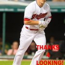 BRANDON GUYER 2016 CLEVELAND INDIANS BASEBALL CARD
