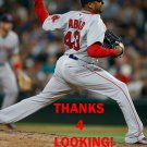 FERNANDO ABAD 2016 BOSTON RED SOX BASEBALL CARD