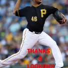 IVAN NOVA 2016 PITTSBURGH PIRATES BASEBALL CARD