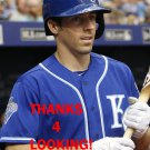 BILLY BURNS 2016 KANSAS CITY ROYALS BASEBALL CARD