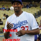 METTA WORLD PEACE 2016 LOS ANGELES DODGERS  BASEBALL CARD