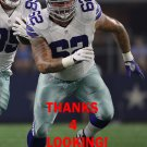 JARED SMITH 2016 DALLAS COWBOYS FOOTBALL CARD