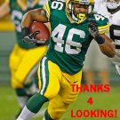 BRANDON ROSS 2016 GREEN BAY PACKERS FOOTBALL CARD