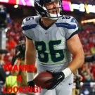 CHASE COFFMAN 2015 SEATTLE SEAHAWKS FOOTBALL CARD