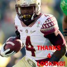 DALVIN COOK 2016 FLORIDA STATE SEMINOLES FOOTBALL CARD
