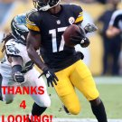 ELI ROGERS 2015 PITTSBURGH STEELERS FOOTBALL CARD