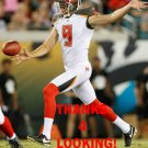BRYAN ANGER 2016 TAMPA BAY BUCCANEERS FOOTBALL CARD