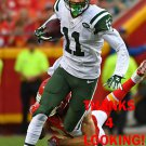 ROBBY ANDERSON 2016 NEW YORK JETS FOOTBALL CARD