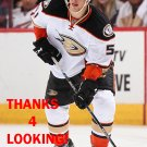 JACOB LARSSON 2016-17 ANAHEIM DUCKS HOCKEY CARD