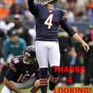 CONNOR BARTH 2016 CHICAGO BEARS FOOTBALL CARD