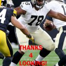 LANDON TURNER 2016 NEW ORLEANS SAINTS FOOTBALL CARD