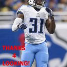 KEVIN BYARD 2016 TENNESSEE TITANS FOOTBALL CARD