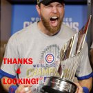 BEN ZOBRIST 2016 CHICAGO CUBS WORLD SERIES MVP BASEBALL CARD