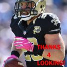 JOHN KUHN 2016 NEW ORLEANS SAINTS FOOTBALL CARD