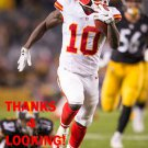 TYREEK HILL 2016 KANSAS CITY CHIEFS FOOTBALL CARD