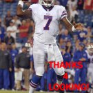 CARDALE JONES 2016 BUFFALO BILLS FOOTBALL CARD