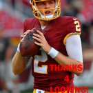 NATE SUDFELD 2016 WASHINGTON REDSKINS FOOTBALL CARD