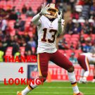MAURICE HARRIS 2016 WASHINGTON REDSKINS FOOTBALL CARD