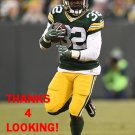 CHRISTINE MICHAEL 2016 GREEN BAY PACKERS FOOTBALL CARD
