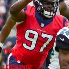 UFOMBA KAMALU 2016 HOUSTON TEXANS FOOTBALL CARD