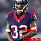 ROBERT NELSON 2016 HOUSTON TEXANS FOOTBALL CARD