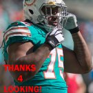 NICK WILLIAMS 2016 MIAMI DOLPHINS FOOTBALL CARD