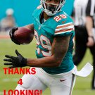 CHRIS CULLIVER 2016 MIAMI DOLPHINS FOOTBALL CARD