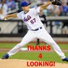 SETH LUGO 2016 NEW YORK METS BASEBALL CARD
