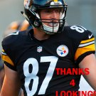 PAUL LANG 2016 PITTSBURGH STEELERS FOOTBALL CARD