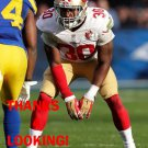 PRINCE CHARLES IWORAH 2016 SAN FRANCISCO 49ERS FOOTBALL CARD