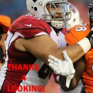 JON HALAPIO 2015 ARIZONA CARDINALS FOOTBALL CARD